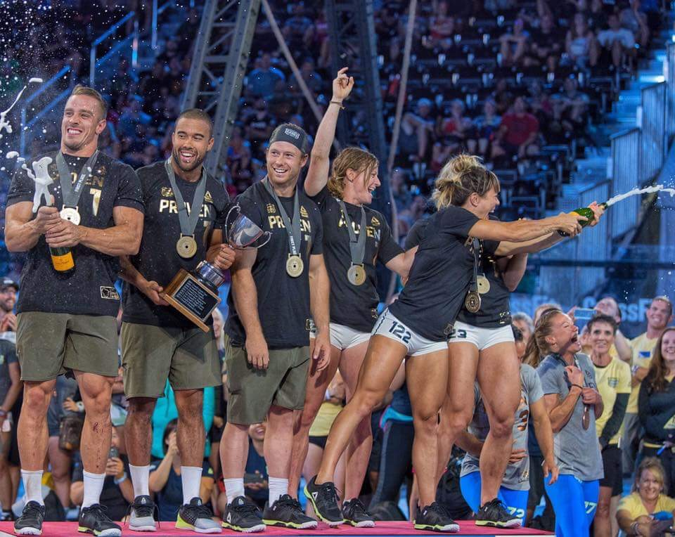 Athletes' Corner Part III: AdrianConway
