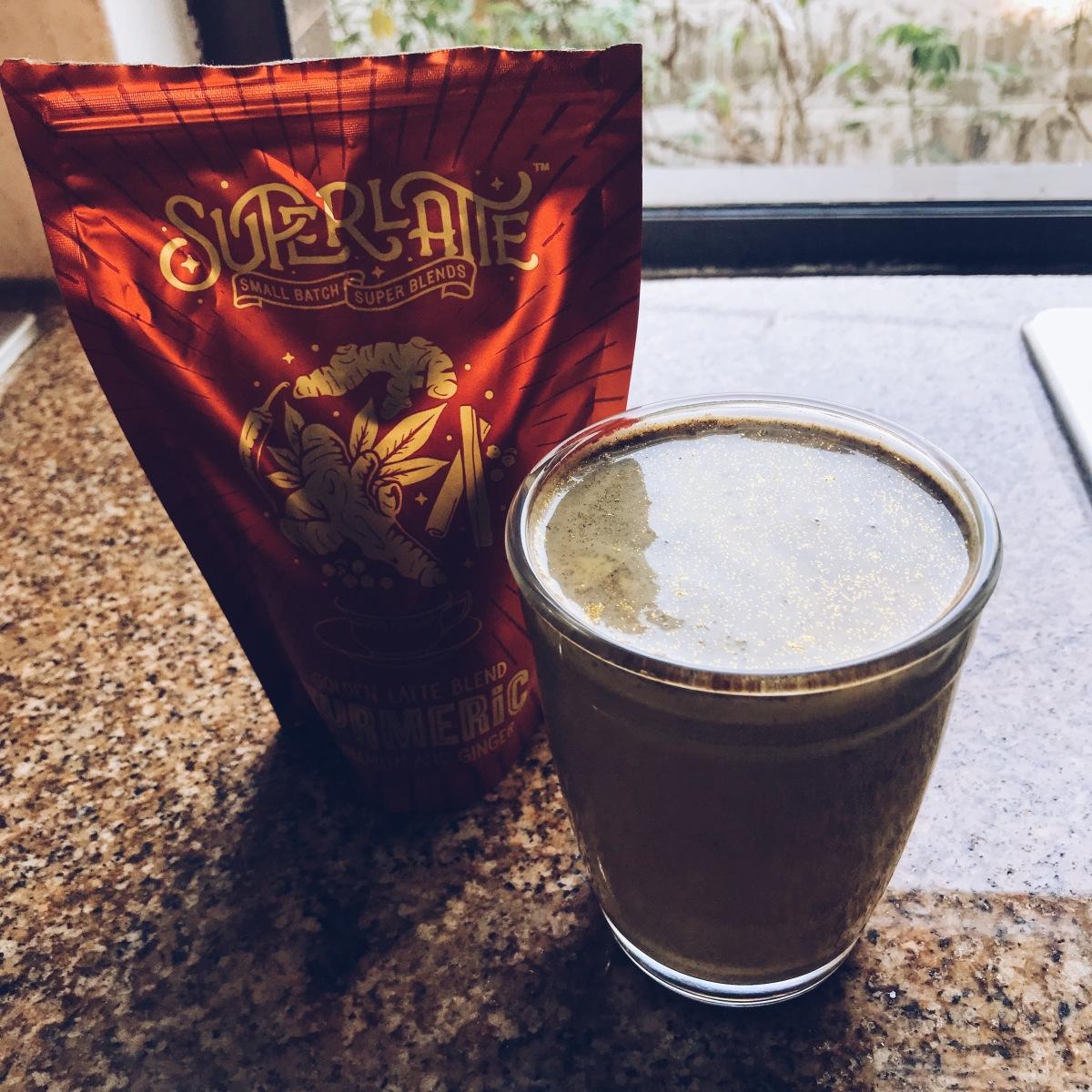 In review: Superlatte Golden Cup LatteBlend