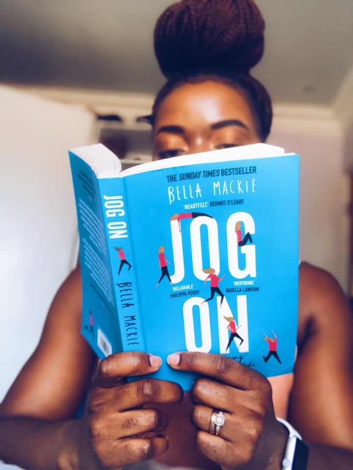 Fitness Reads: Jog On by Bella Mackie